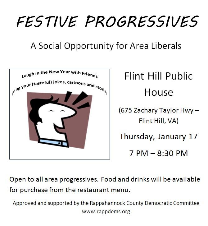 Festive Progressives