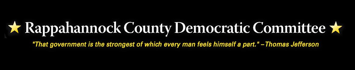 Rappahannock County Democratic Committee